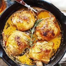 Keto recipe with chicken