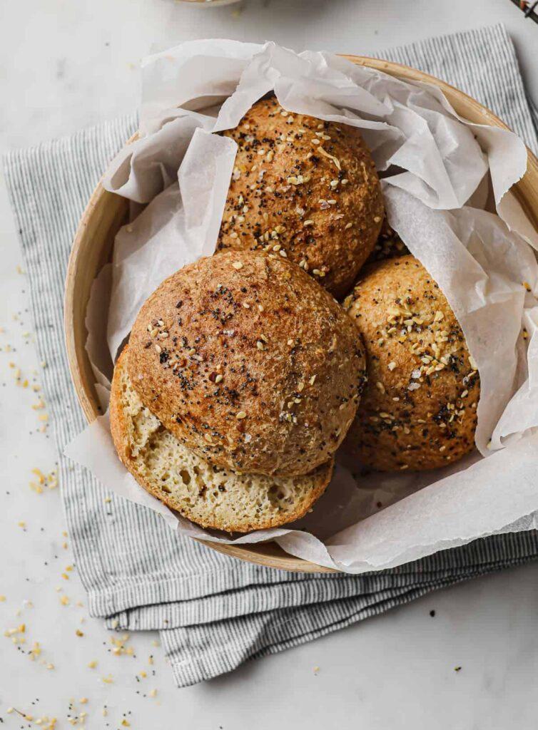 Keto bread recipe: Keto Coconut Flour Bread Recipe