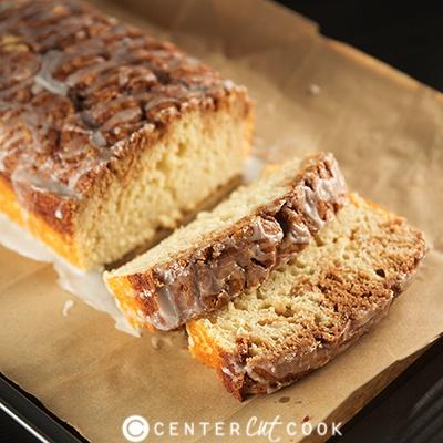 Keto bread loaf
