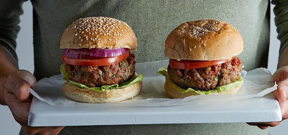 Keto recipe with hamburger