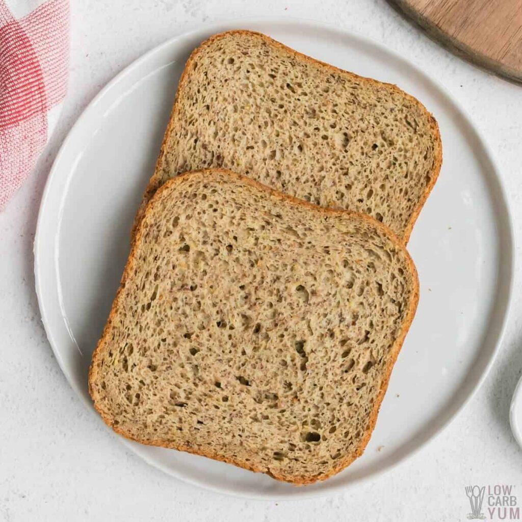 Keto bread mix