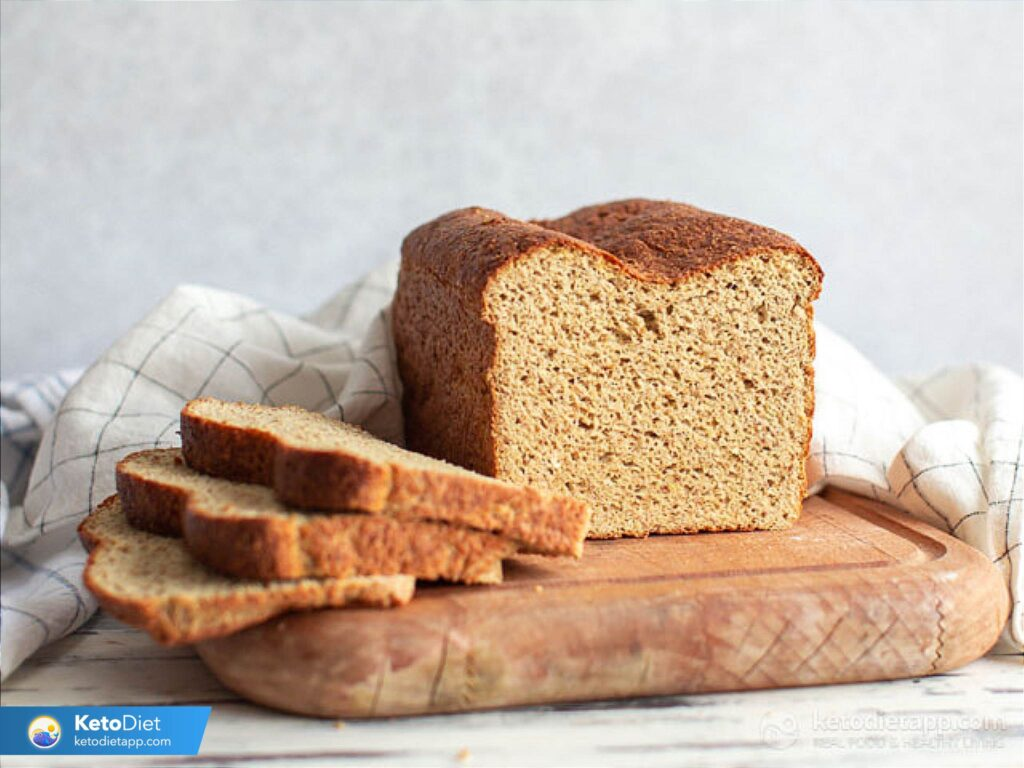 Keto bread recipe for bread machine