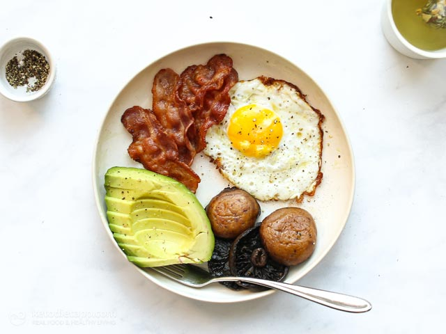 Keto breakfast without eggs